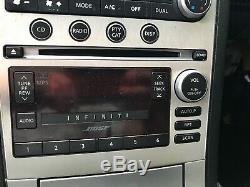 05 06 07 Infiniti G35 GPS Navigation Display CD Player AC Climate Control Radio
