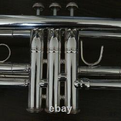 1973 Bach Stradivarius 37 ML ORIGINAL condition, case & mpc GAMONBRASS trumpet
