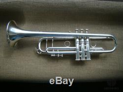 1975 Vincent Bach Stradivarius 180S37, original case, GAMONBRASS trumpet