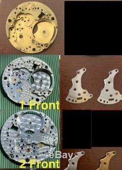 1 pc Rolex Cal. 1530 Original parts vintage USED movement recambio GENUINE