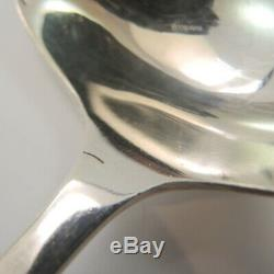98pce Vintage Danish silver plate Flatware Cutlery set Victoria Regent 12 person