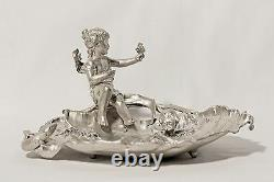 ART NOUVEAU WMF silver-plated Tray German Austrian silver plated silverplated