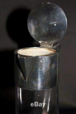 Antique Christopher Dresser Arts & Crafts Silver Plated Claret Jug