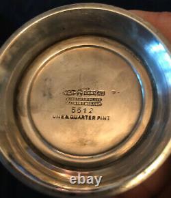 Art Deco EPNS Silver Plate Cocktail Shaker