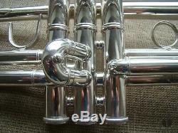 Bach Stradivarius 72 MLV VINDABONA, original vintage case, GAMONBRASS trumpet