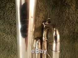 Bach Stradivarius Model 37 Trumpet Original Case 180S37