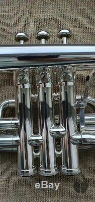 Besson BE927 Sovereign, original case, mouthpiece GAMONBRASS cornet