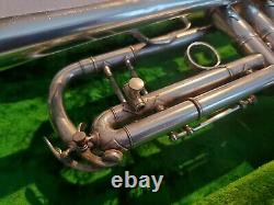 Buescher 1929 True-Tone Lp 212 Trumpet Horn Super Nice Find Original