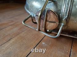 CONN New Wonder NWI Tenor ORIGINAL Silver Plate
