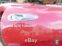 Door Handle Alfa Romeo Spider 105/115 1970-93 Set Left Right Chrome New