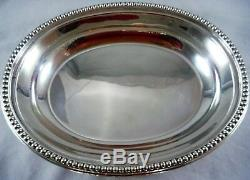 Fabulous Antique Top Quality Covered Entree Dish Tureen Serving Dish C 1920's