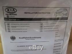 Genuine Kia Sportage 2010-2016 Rear Bumper Skid Plate 3W410ADE20