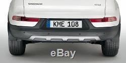 Genuine Kia Sportage 2011 2013 Rear Skid Plate (3W410ADE20)