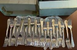 HORN and HARDART AUTOMAT FORKS 20 silver plate in box NOS MAKE ME ANy OFFER