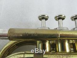 Jupiter Bb Pocket Trumpet JPT-416, Original Case