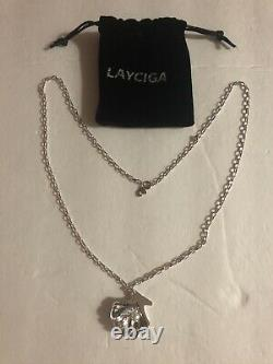 LAYCIGA Lay Zhang Original Design Sense Shell Pendant Necklace