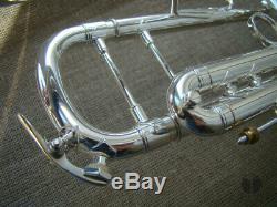 Late 90's Bach Stradivarius LT180S37, original case, GAMONBRASS trumpet