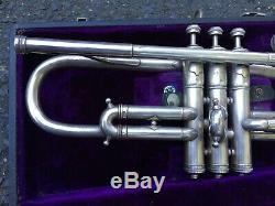 Martin Handcraft Dansant Trumpet 1928 Original Case Generic Mouthpiece