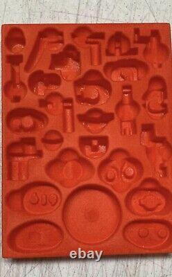 Miguel Berrocal La Mini Cariatide Nickel Plated Puzzle Sculpture + Book Special