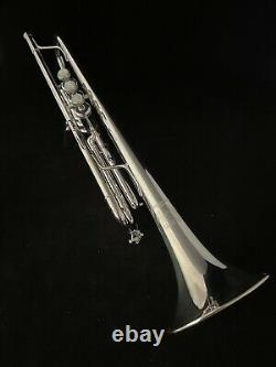 Mt Vernon Bach Stradivarius Trumpet Gorgeous. NY, New York with Original Case