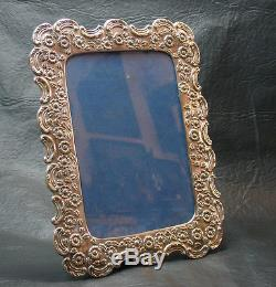 Nice old silver plated picture frame 29 cm x 22 cm