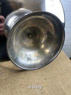 Original Vintage Silver Plate 3 Tier Afternoon Tea Cake Impressive 21 Tall