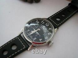 Rare Russian Soviet USSR Vintage Watch Molniya Pilot Aviator 3602 Gift