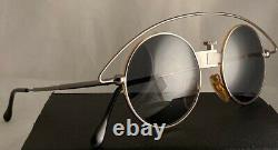 Rare Vintage Casanova MTC-3 Art Frame C. 01 GLD Plate Sunglasses-Good Condition