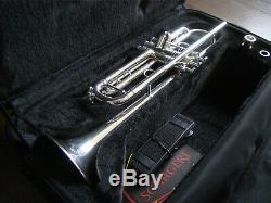 Schagerl Las Vegas Scodwell LEADPIPE DESIGN, original case GAMONBRASS trumpet