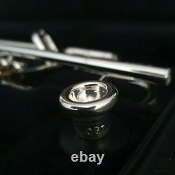 Selmer CLAUDE GORDON large bore LIGHTWEIGHT, original case GAMONBRASS trumpet