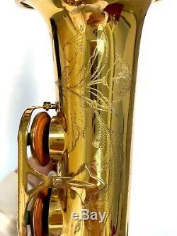 Selmer Mark VI Original Lacquer Alto Saxophone