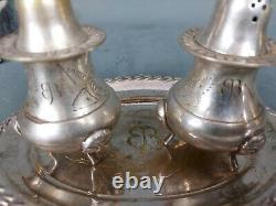 Silverware Eb Monogram Personal Eva Braun From Berghof Ah Original Belonging