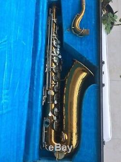 The Martin Committee skyline Tenor Saxophone searchlight Original Lacquer