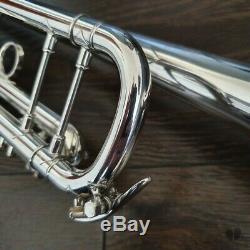 Vincent Bach Stradivarius 37 ML, original case, mouthpiece GAMONBRASS trumpet