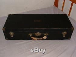 Vintage 1929 Silver Buescher True Tone Mark IV Alto Saxophone Original Snaps