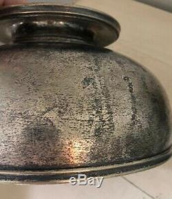 Vintage Antique LAAC Los Angeles LA Athletic Club Hotel Silver Plate Large Bowl
