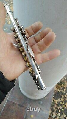 Vintage Flute GUST. REINH. UEBEL ERLBACH 12549 (GDR) ORIGINAL