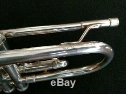 Vintage Fullerton Made Reynolds ERA Professional Trumpet with Original Case