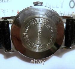 Vintage Timex Sprite Bullseye Target Original Tropical Strap Model 231702473