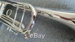 Vintage Vincent Bach Stradivarius 180S72, original case GAMONBRASS trumpet