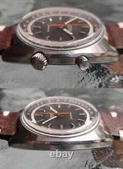 Vtg Omega Seamaster Chronostop Ref. 145.007 100 % Original Cal. 865
