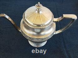 WMF Art Nouveau ORIGINAL Silver Plated FULL Tea and Coffee Service