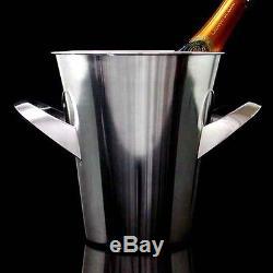WMF Mid Century Silver Plate ICE BUCKET WINE COOLER 1950s WAGENFELD Era